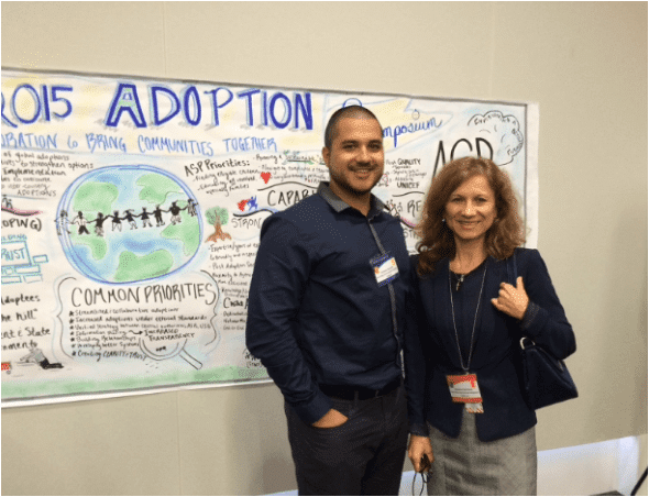 Saint Mary International Adoptions Founder