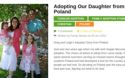Adoptive Parents Share Their Adoption Story