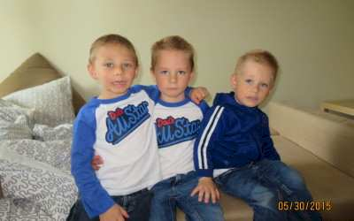 Polish International Adoption: 3 Less Orphans!