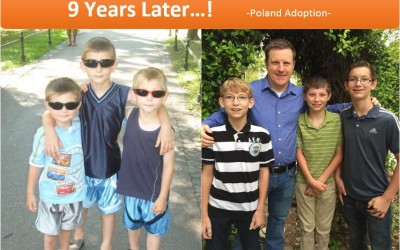 Polish Adoption Story | 9 Years Later