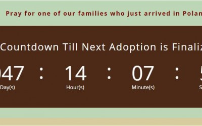 Adoption Countdown | Poland
