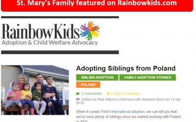 Rainbowkids.com Adoption Story