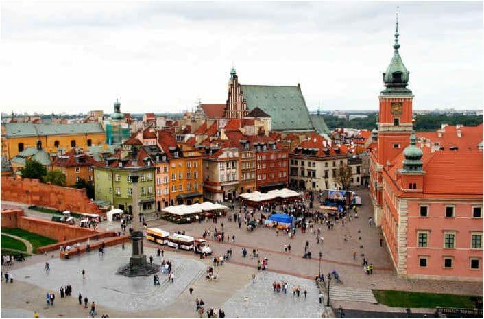 Scene of Poland