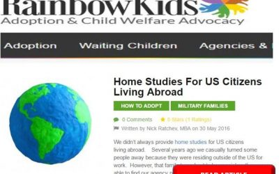 Home Studies for US Citizens Abroad