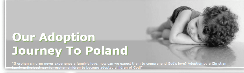 Adoption Blog – Polish Adoptive Parents