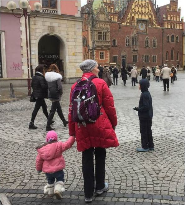Adopting a Polish Child
