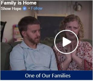 Family talks about how they afforded adoption cost.
