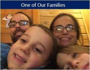 family adopts siblings.