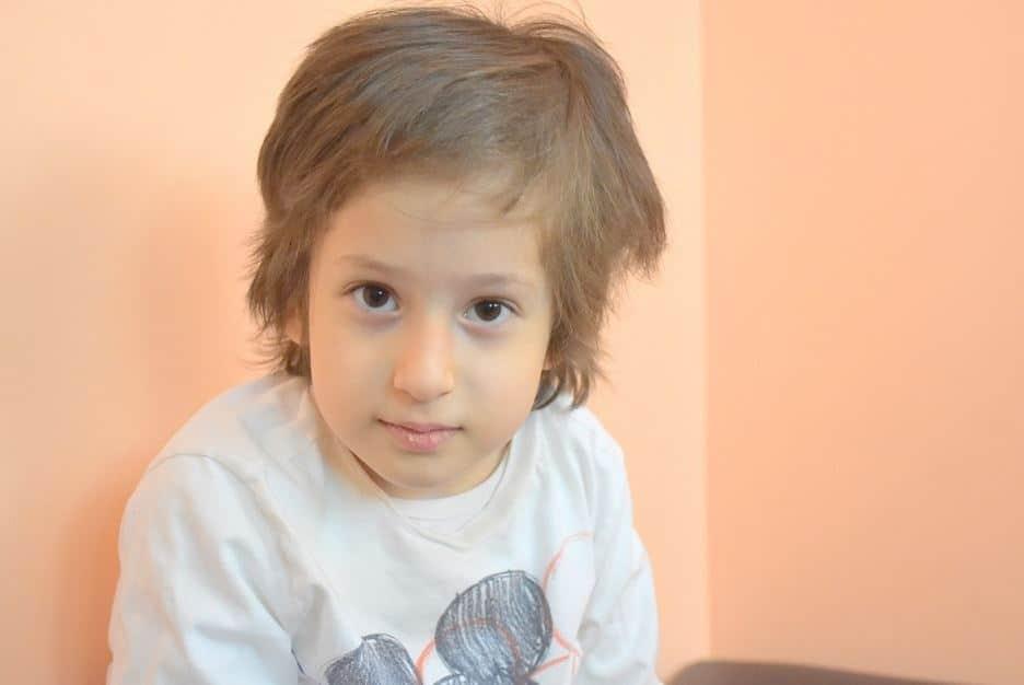 Bulgarian child photolisting