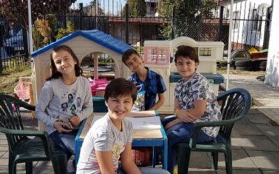 Waiting Children Theo Gianna Inna and Ariana