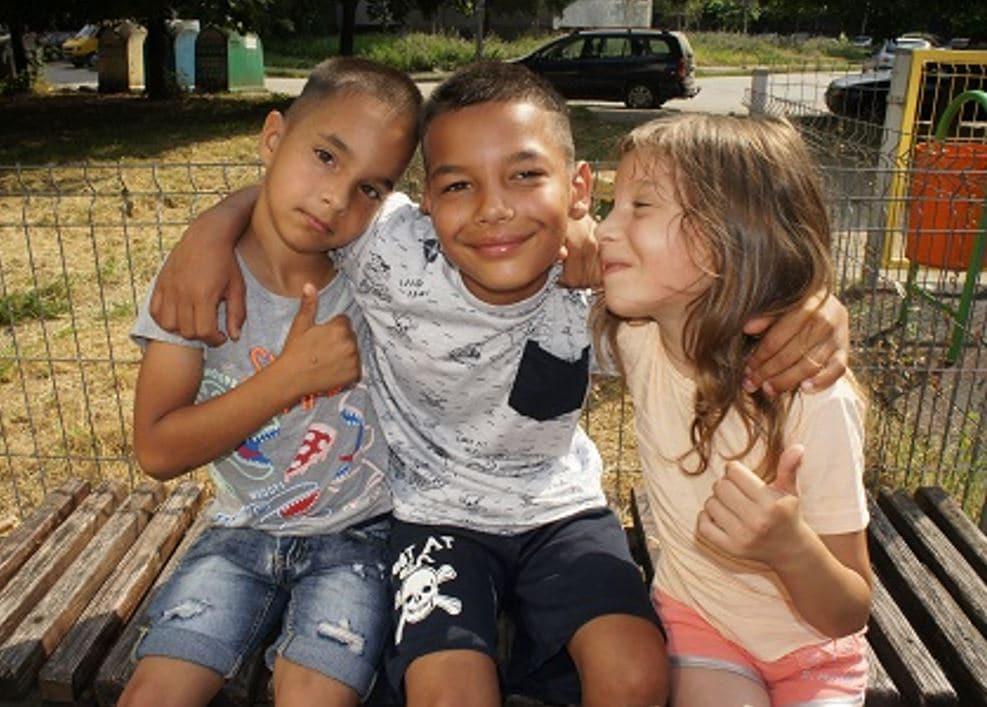 Siblings wishing for adoptive parents.