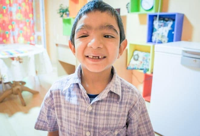 Elijah is a child hoping to find adoptive parents.